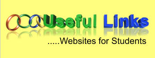 .....Websites for Students